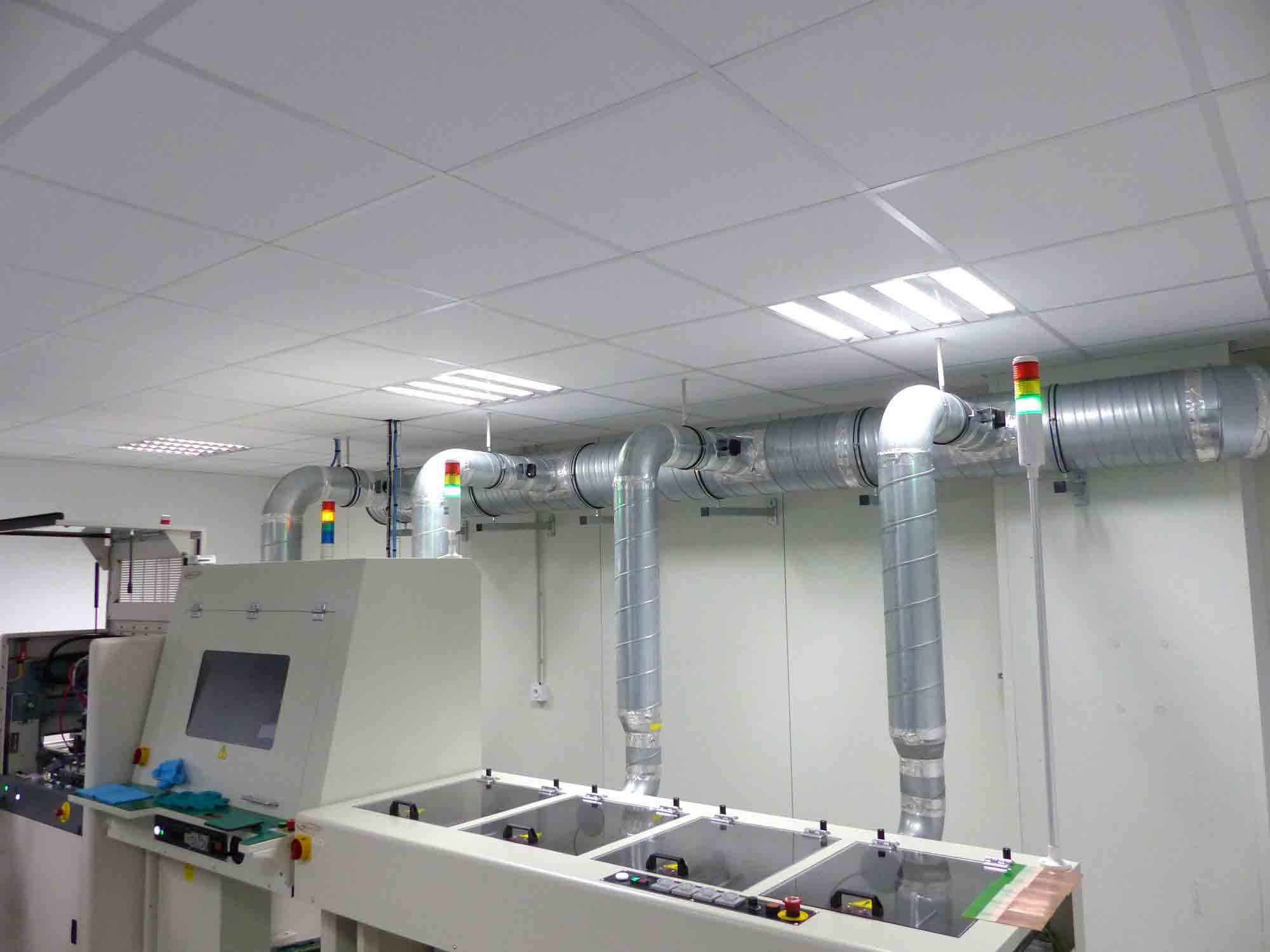 Plafond Fibre Seprolec