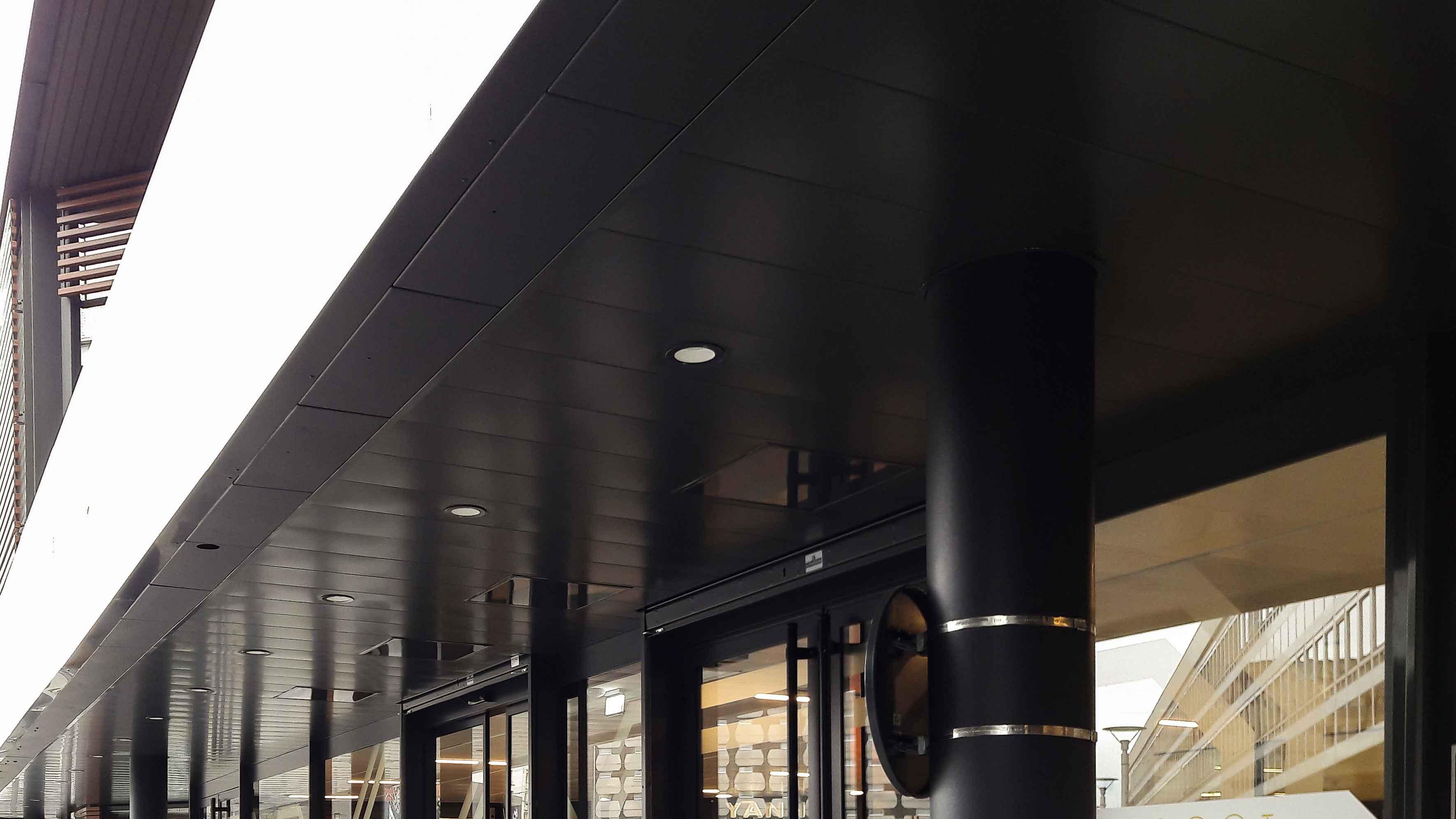 Plafond Metallique Exterieur Colombia Rennes 3