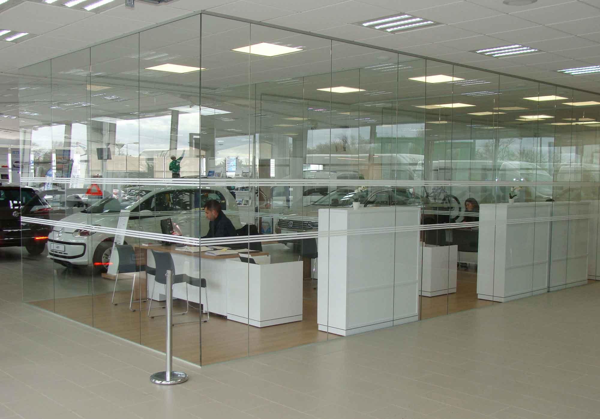 Locaux de Volkswagen Angers