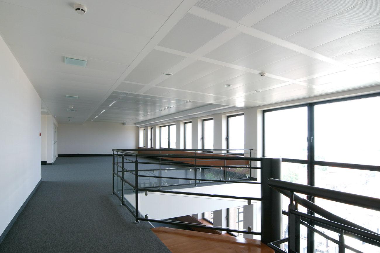 Solution Rayonnante Plafond Rayonnant 8380 Tervueren Plaza N Flaktgroup Langlois Sobreti