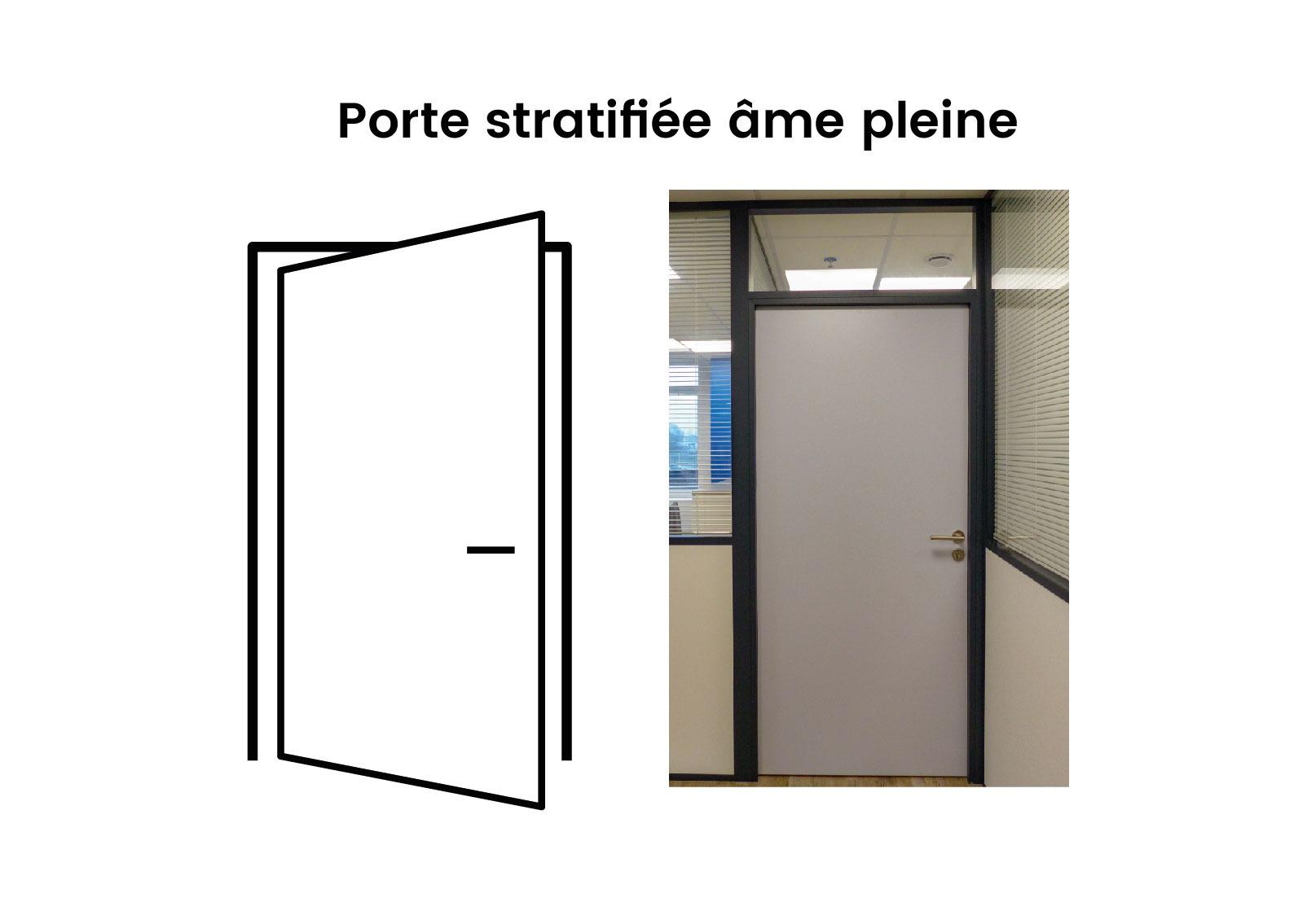 Porte Pleine Stratifie Ame Pleine Langlois Sobreti 03
