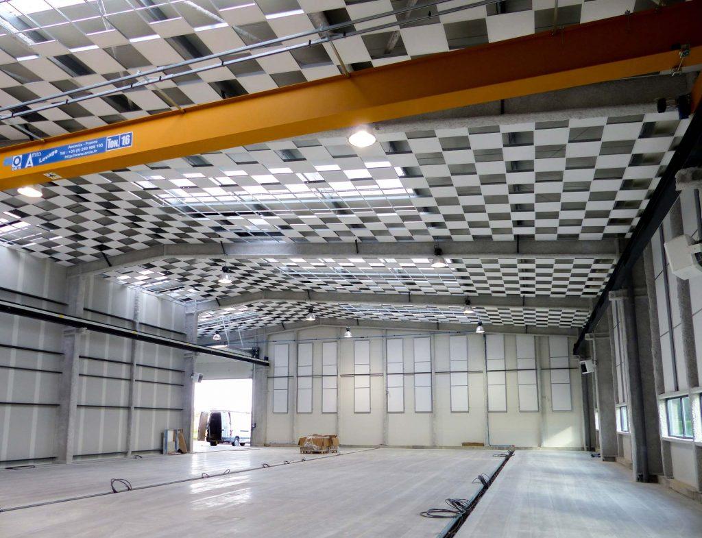 Langlois Sobreti Plafond Suspendu Ajouré Le Gall 29 Quimper D