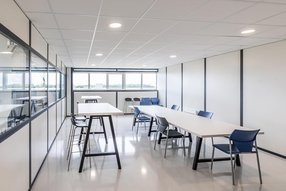 Bureau Atelier Industrielle Calip Nomandie Langlois Sobreti Bayeux