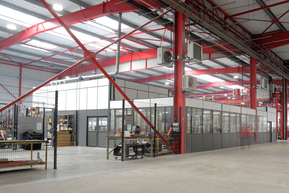 Cabine Industrielle Langlois Sobreti Rennes Od Plast